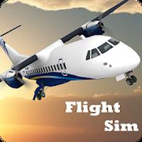 Flight Sim Simgesi