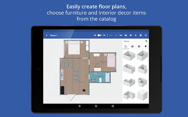 Screenshots Of Swedish Home Design 3D