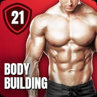 Иконка Тренировки дома для мужчин: силовой фитнес