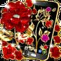 Gold rose live wallpaper 8.8