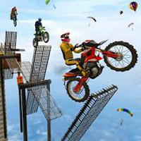 Stunt Master - Bike Race icon