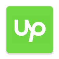 Ícone do Upwork: Easily connect on the go
