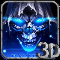 3D Grim Reaper Theme icon