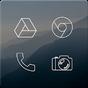 Γραμμές Δωρεάν - Icon Pack 3.0.9