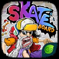 Skate GO Keyboard Theme icon