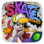 Skate GO Keyboard Theme 4.5