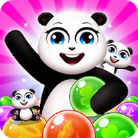 Panda Bubble Shooter Pop Free Simgesi