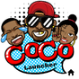 CoCo Launcher - Black Emoji, 3D Theme 1.0.15