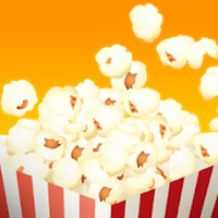 Popcorn: Movie Showtimes Simgesi