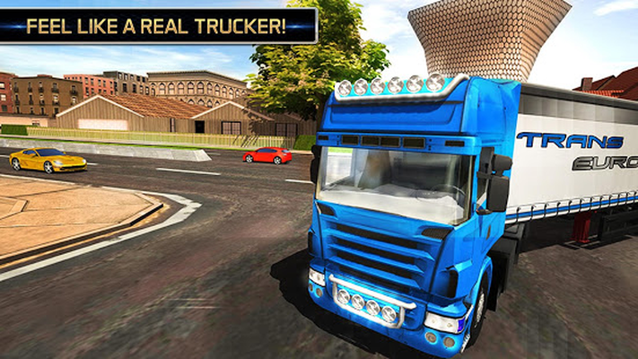Euro Truck Driving Simulator 2018 Android Free Download Euro Truck