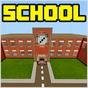 School and Neighborhood Map for MCPE 2.0