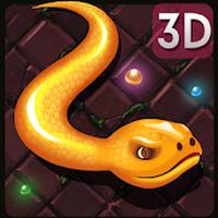 Ikon 3D Snake . io