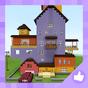 Hey Neighbor: Funny Mini-game. Map for MCPE  APK