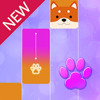 Magic Cat Piano Tiles - Pet Pianist Tap Animal Jam icon