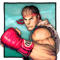 Ícone do Street Fighter IV Champion Edition