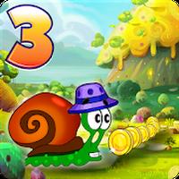 Ikona apk Snail Super Bob Adventure 3
