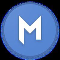 Ícone do Maki: Facebook, Instagram e mais em um aplicativo