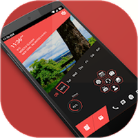 Elegant Launcher 2018 - Theme, Fast icon