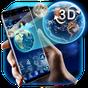 Tema del lanzador de la tierra y la luna 3D 1.1.7