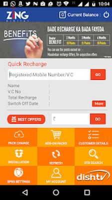 DishTV BIZ Android - Free Download DishTV BIZ App - Dish TV India
