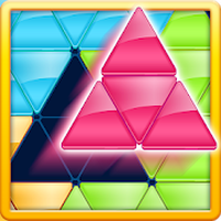 Εικονίδιο του Block! Triangle puzzle: Tangram