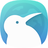 Kiwi Browser - Fast & Quiet アイコン