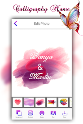 Calligraphy Name Android - Free Download Calligraphy Name App - N