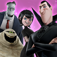 Иконка Hotel Transylvania: Monsters! - Puzzle Action Game