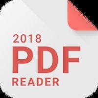 Ícone do PDF Reader 2017