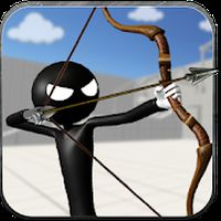 Stickman 3D Archery Ninja apk icon