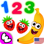 Funny Food 3! Math kids Number games for toddlers 2.2.0.35