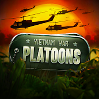 Ikon Vietnam War: Platoons