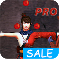 Archery Physics Objects Destruction Apple shooter icon