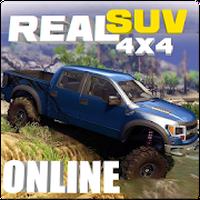 REAL SUV 4x4 : OFF-ROAD SIMULATOR icon