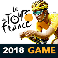 Icône de Tour de France 2018 The Official Game