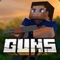 Guns mod for MCPE 1.0
