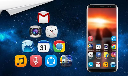 Launcher Theme Hd Wallpapers Android Télécharger Launcher