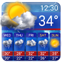 Real-time Weather Report & Live Storm Radar 15.1.0.45510_45560