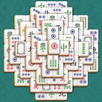 Mah-Jongg Begegnung Geduldsspiel Icon