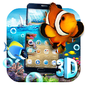 Dynamic 3D Aquarium Fish Theme  1.1.13