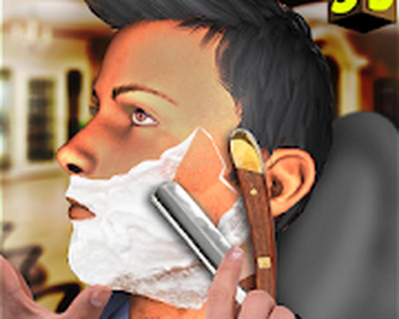Fryzjer Wąs I Zarost Style Golenie Gra Android Pobierz Fryzjer Wąs