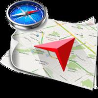 GPS Live Map Navigatie - Smart Traveler icon