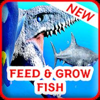 Icône apk Feed and Grow : Fish Adventure
