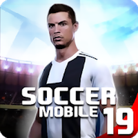 Biểu tượng apk Dream Football 2019 : World League Soccer