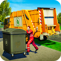 Garbage Truck - City Trash Cleaning Simulator Simgesi