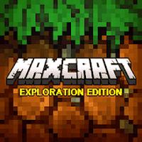 Ikon apk Crafting MaxCraft Adventure & Building Games