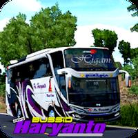Ikon apk Livery Bussid PO Haryanto