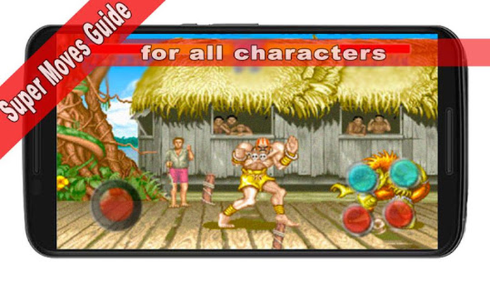 Tải miễn phí APK Moves Tip Street Fighter II Android