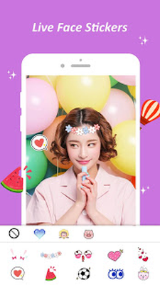 Cute Camera - Face Filter, Selfie Editor Android - Free Download