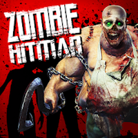 Ícone do Zumbi hitman